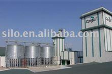 De almacenamiento de acero tight silo para Vietnam Cargill alimentación empresa