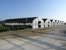 Mushroom Greenhouses