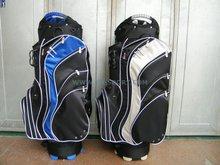 New Design Leather Golf Cart Bag
