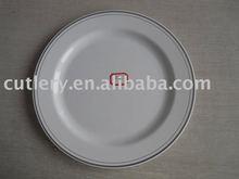 ET-02 disposable plastic round tray