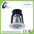 26W E27 PLC Recessed downlight