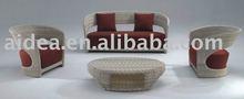 China Patio Wholesale Rattan Wicker Furniture Ad1490
