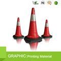 Cone de segurança rodoviária