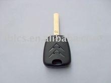 Citroen 2 button remote key shell(blank key)
