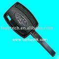 Top-Qualität ford focus transponder-schlüssel mit 4d63( t17)-Chip