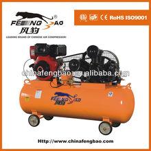 Compressor maufacturing,high quality Gasoline(petrol )Air Compressor,for mining using