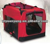 2014 New arrival foldable colorful pet house dog carrier cat carrier