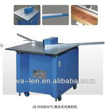 Frame cutting wood sanding machine and joining machine