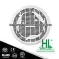 Estilo australiano ronda de techo en casa del ventilador de escape de ventilación 10 pulgadas ventilador de techo( khg20- aea)