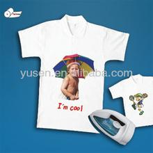 High Brightness Light Heat Inkjet Transfer Paper (t-shirt paper) 140g