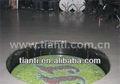 China ce 2013 iso9001:2008 cettificate escenario giratorio