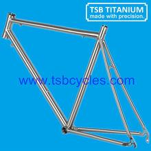 titanium road bike frame super light OEM road bike frames TSB-HSR0901