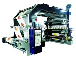 High Precision Flexographic Printing Machine