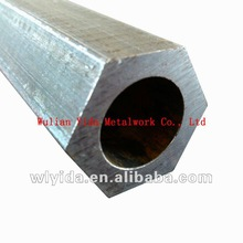Cold Drawn Seamless External Hexagonal Steel Tube & Tubing Hexagon pipe
