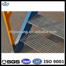 pressure welded galvanized stair tread