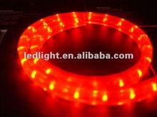 2wire LED flat rope light/LED garden light/christmas light