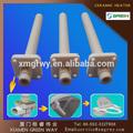 aluminio 220v de cerámica del calentador de agua sin tanque para inteligente toiler 220v