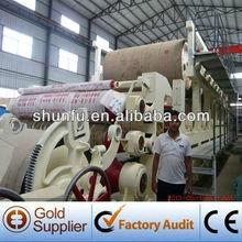 Multi dryer kraft paper machine and testliner paper board machine