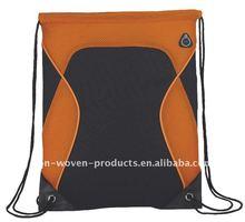 2012 Resuable Drawstring backpack (promotional drawstring backapck bag )