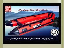 CE Cando 230cm-470cm Hypalon/PVC inflatable boat