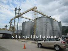 Conjunto de maíz de almacenamiento de acero tight silo para Cargill alimentación empresa