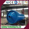 fully automatic rubber recycling machine to fuel oil making