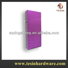 The pretty quality aluminium cigarette case holder for lady gift 14 pcs pack