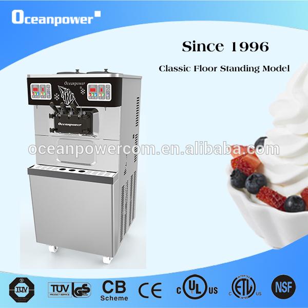 OP865C big capacity frozen yogurt making machine