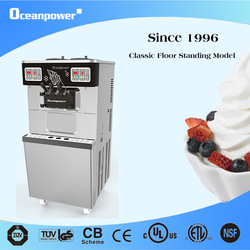 OP865C big capacity frozen yogurt making machine