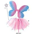 Ropa de mariposa/carnaval temático/traje hecho a mano de las alas de hadas