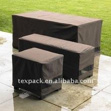 Deluxe waterproof patio furniture cover