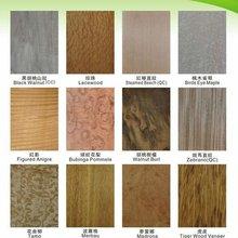 Natural flooring veneer-Teak/Ash/Oak/Beech Veneer