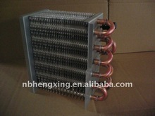 advanced air condenser coils from Ningbo Hengxing Air conditioner fittings factory