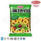 Vegetable & Chicken Flavoured snack food