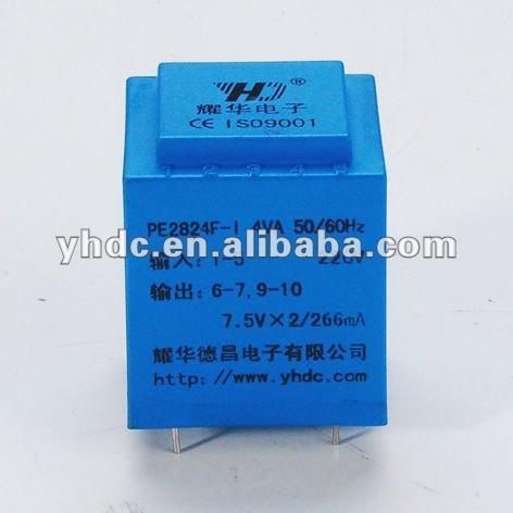 Transformator 220v 6v 4va 220v 6v Power Transformer