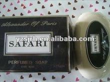 hot sell popular 125g perfumed soap for men