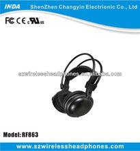 Silent party wireless headphone, Cool wireless headphone from shenzhen factories