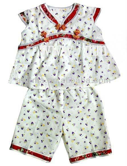 Hacer pijamas de niñas - Imagui