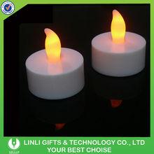 Plastic Electric Candle LED