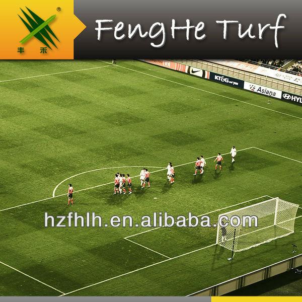 Durable artificial grass for basketball &tennis&badminton flooring