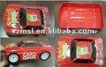 Voiture en forme de boîte de bonbons jouets, boîte de voiture