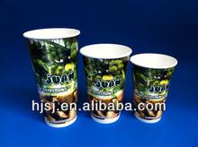 disposable single PE paper cups