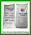 Caustic Soda Flakes 99%(manufacturer-Toyota's supplier)