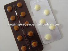 antibiotics drug of oxytetracycline tablet