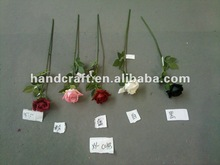 artificial flower rose decorated for wedding baskets