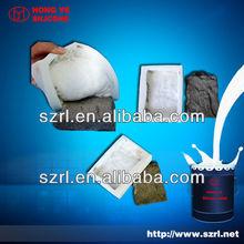Tin Cure Molding Silicone in Liquid Form concrete
