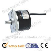 Incremental Type Flang Encoder photocell sensor