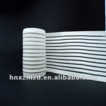 Polyester fabric mesh belt