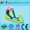 Spongebob inflatable water slide