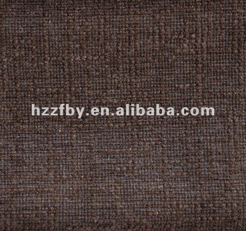 Chenille llanura de tela para muebles tejido de punto - Muebles de tela ...